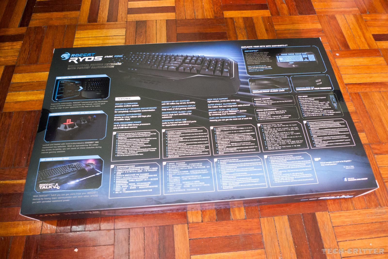 ROCCAT Ryos MK Pro - 02