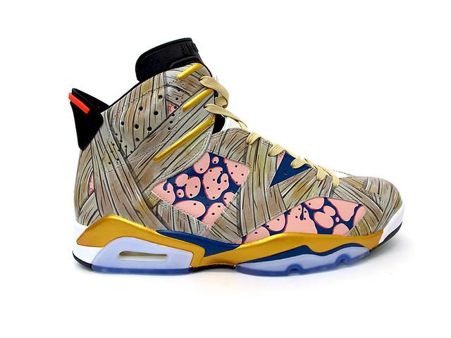 Air Jordan VI Mummy