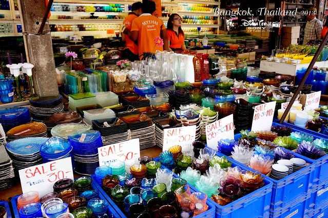 Day 4 Bangkok, Thailand - Chatuchak Weekend Market 05