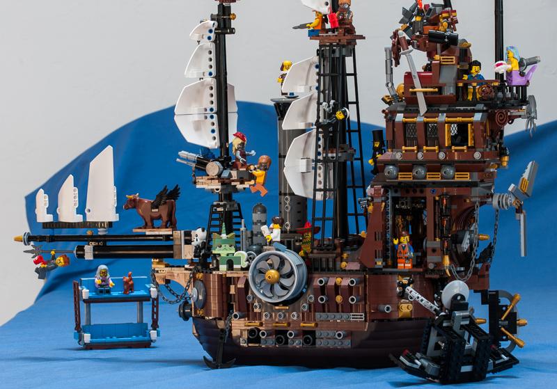 The Lego Movie 70810 Metalbeard S Sea Cow Page 7 Special Lego Themes Eurobricks Forums