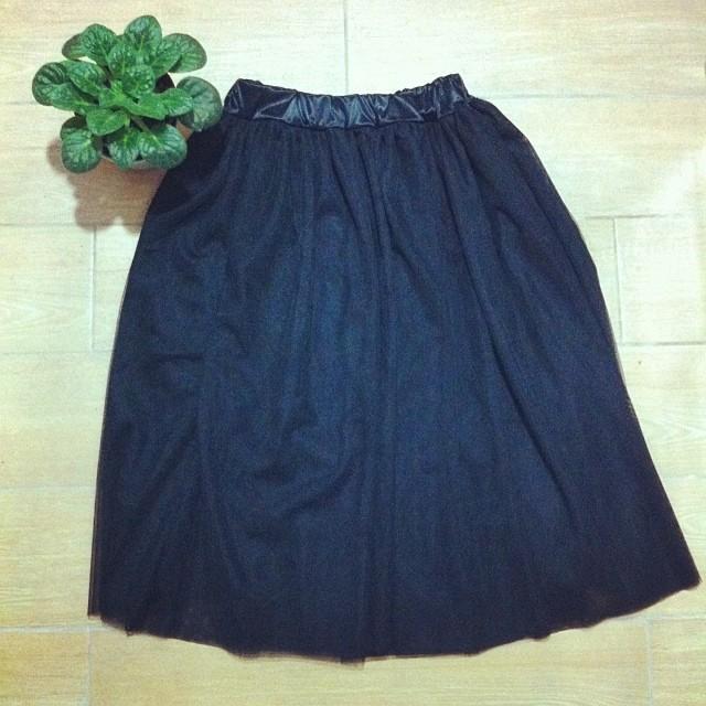 falda de tul barata