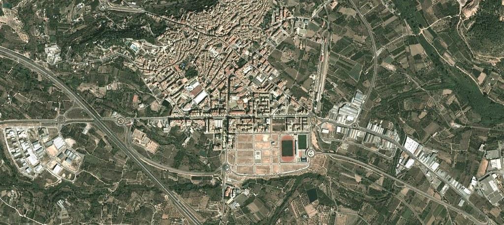 segorbe, segorb, castellón, castelló, befats, después, urbanismo, planeamiento, urbano, desastre, urbanístico, construcción, rotondas, carretera