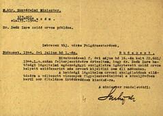III/3.c. MNL HBML IV. B. 1406/b. 365. d. 22.601/1944.