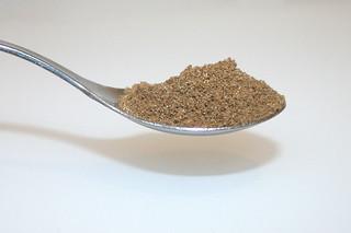 09 - Zutat Koriander / Ingredient coriander