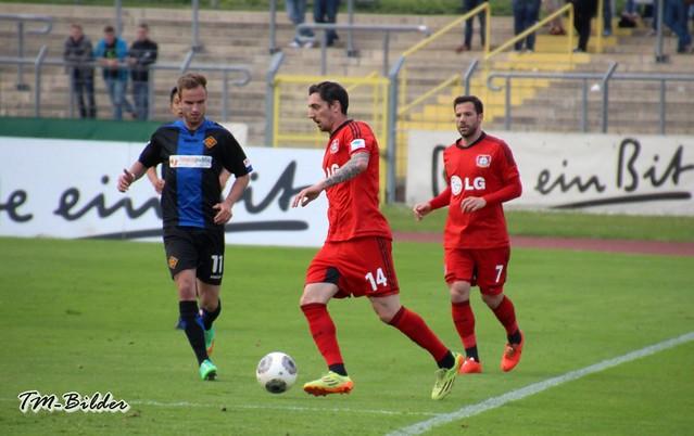Testspiel TuS Koblenz - Bayer 04 Leverkusen 1:6 14170893536_e35e0509a2_z