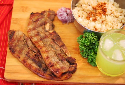 Salt & Pepper Liempo