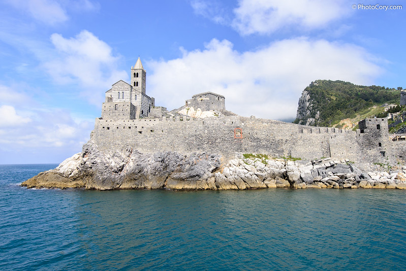 Saint Peter Church in Porto Venere