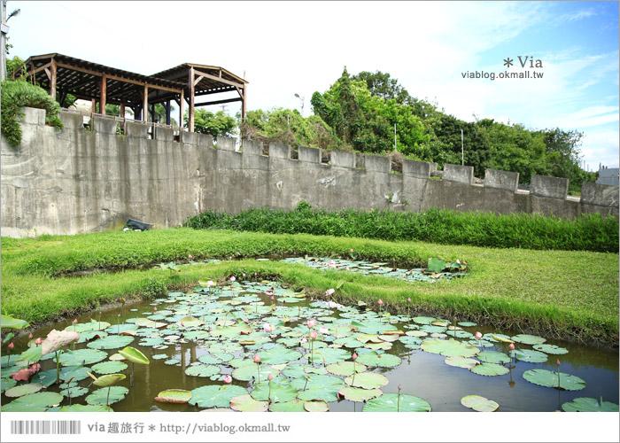 【彰化大村景點】大村雙心池塘/平和夕照平台@浪漫必遊‧約會拍照的好去處~18