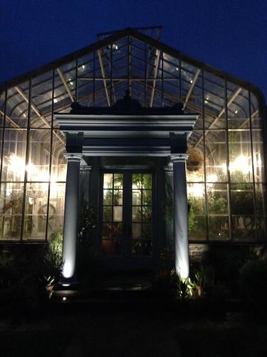 Conservatory at Night 135/365