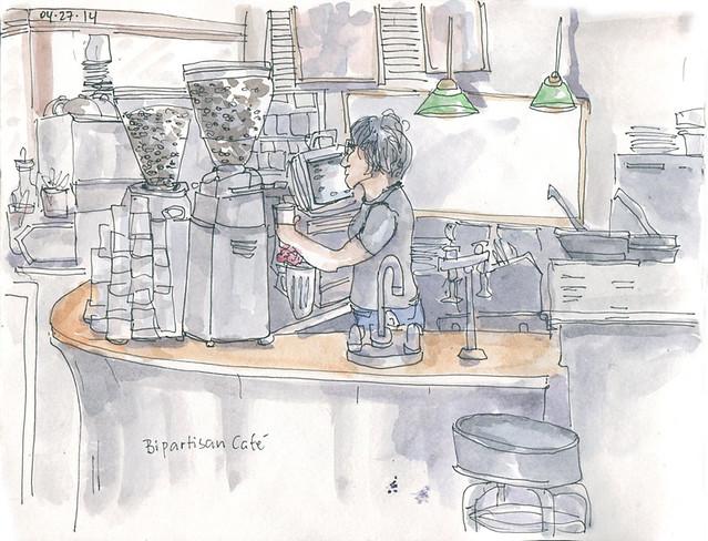 Bipartisan Café