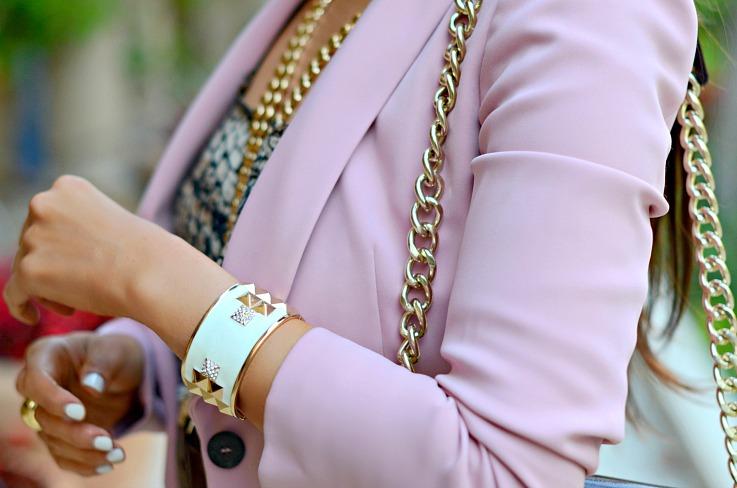 DSC_1445 Details Pink Zara blazer