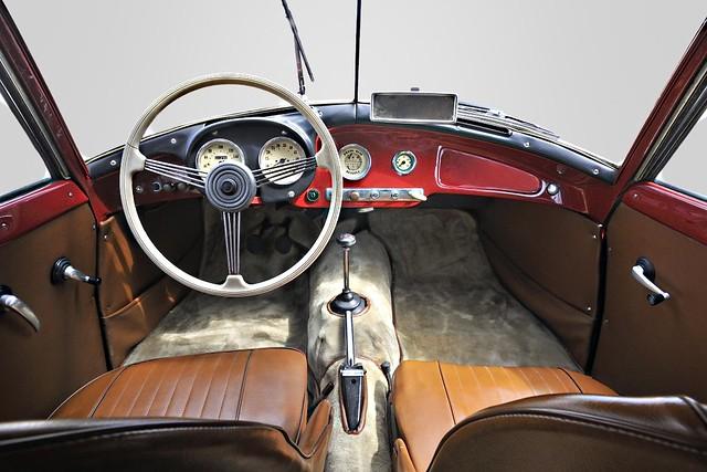 Fiat 1.100 S Mille Miglia Berlinetta by Rappi