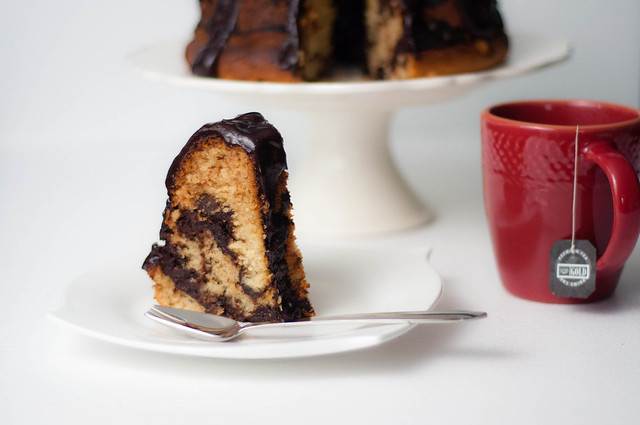 cinnamon chai bundt cake