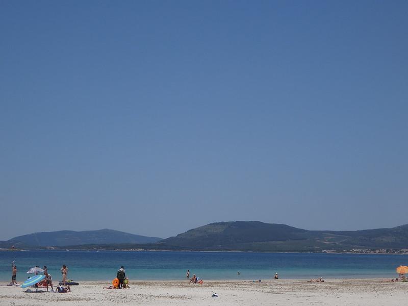 Main beach, Alghero.