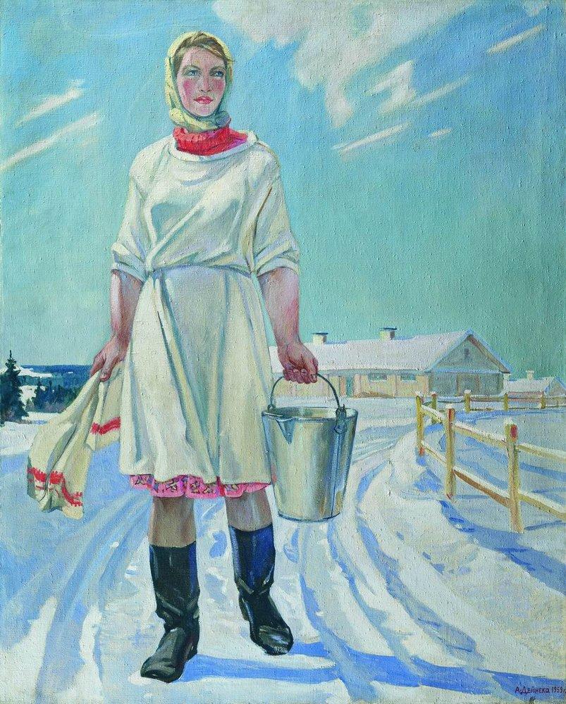 20世纪俄罗斯绘画杰作28