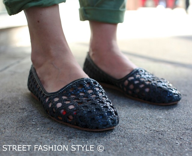 WILL Leather Goods Lattice Flats, san francisco streetstyle fashion blog, STREETFASHIONSTYLE, street fashion style,