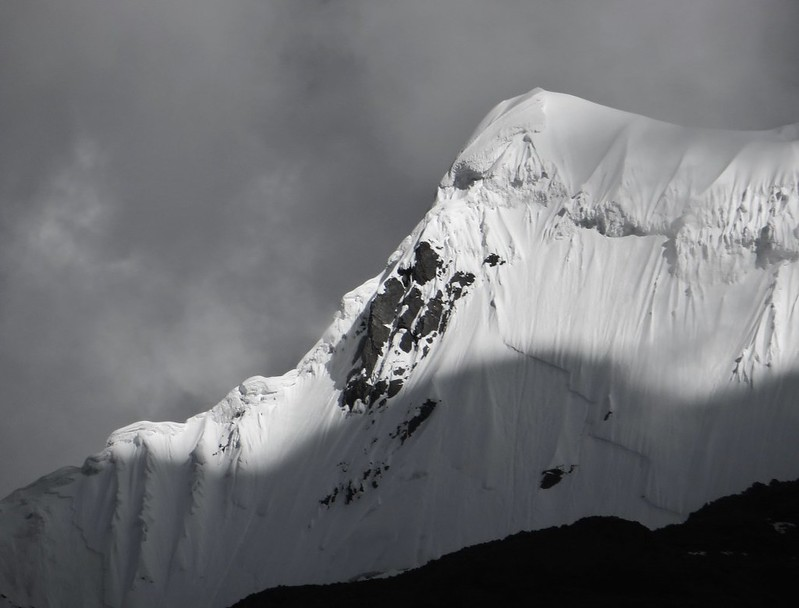 Nevado San Juan (5840m)