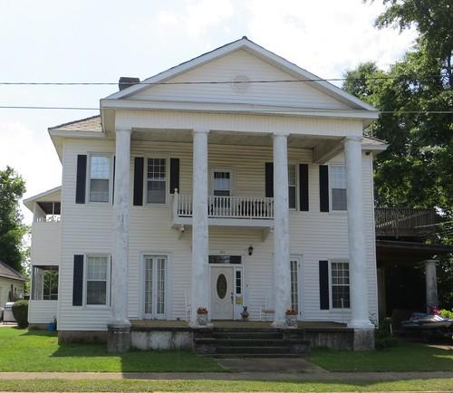 Oates House Abbeville AL