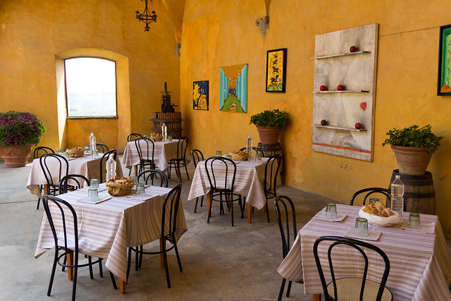 Paganello Agriturismo - Tuscany, Italy