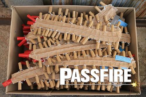Salutes #PassFire Visit Spain