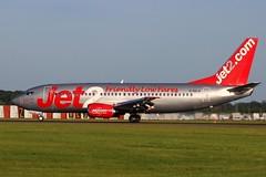 6168 G-CELA B737 Jet2.com