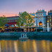 Wizarding World - London Sunset by Cory Disbrow