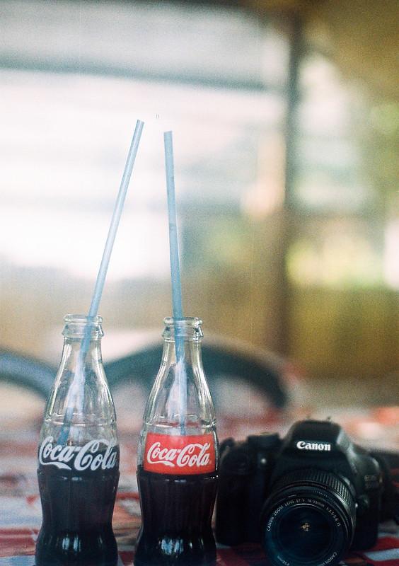 Canon AE-1 + Kodacolor 200