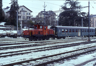16.02.91   Payerne   SBB   Ee 3/3 16376