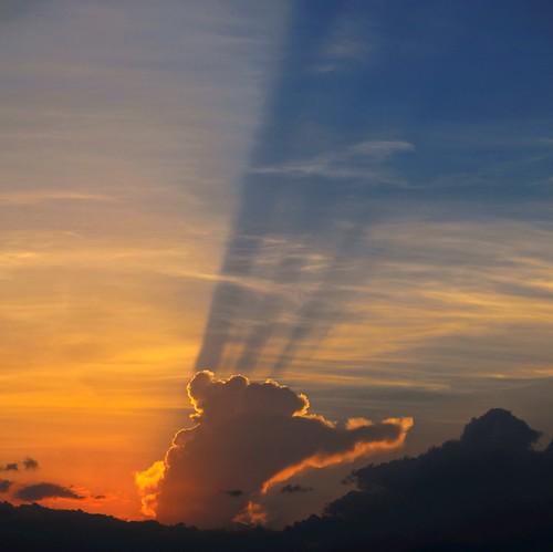 sunset cloud clouds southloop