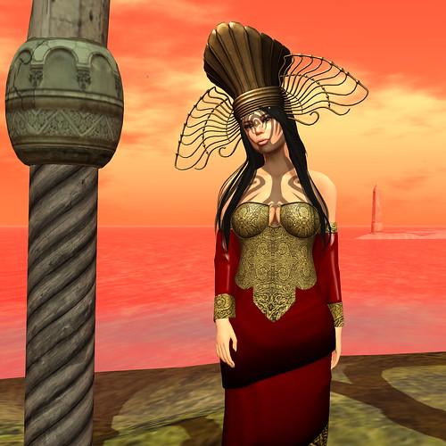 Spider Priestess II