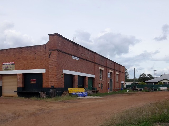 Esk Co-Operative Dairy