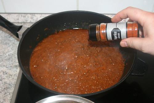 66 - Mit Gewürzen abschmecken / Taste with seasoning