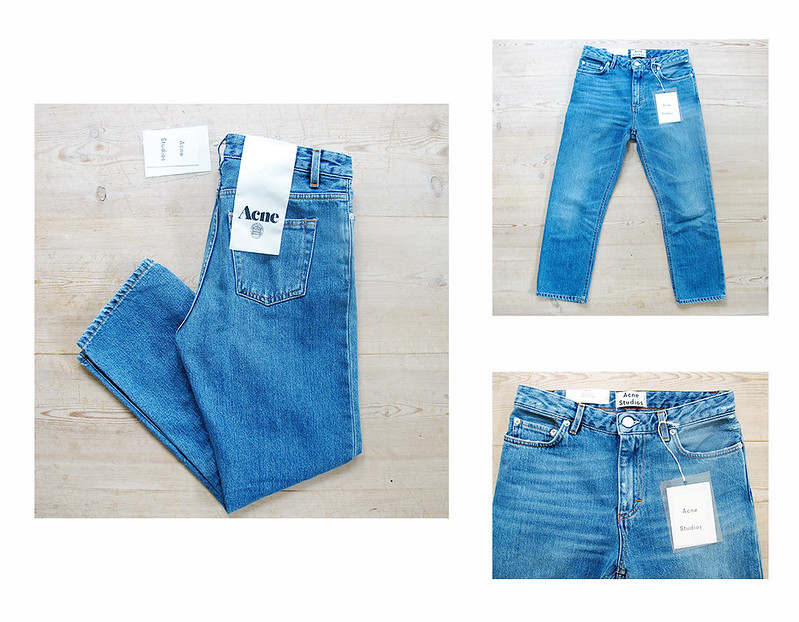 Acne Studios Pop Denim