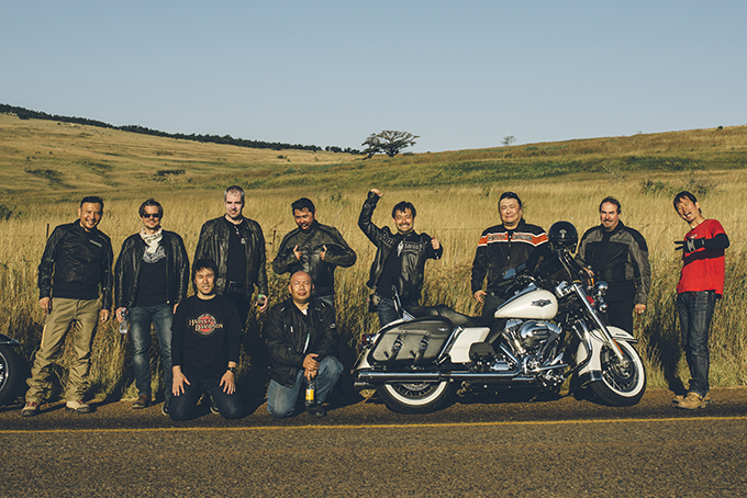 Harley Davidson Desmond Louw South Africa 0262