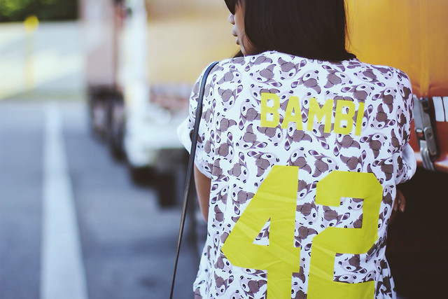 ELEVEN PARIS DISNEY BAMBI SHIRT MODE JUNKIE