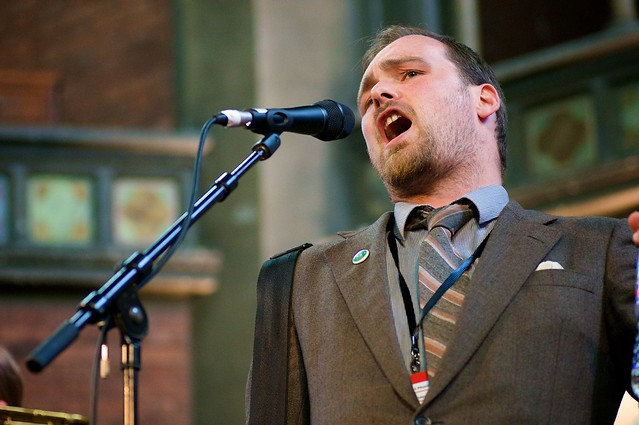 Green Rock River Band at Daylight Music 28th June 2014
