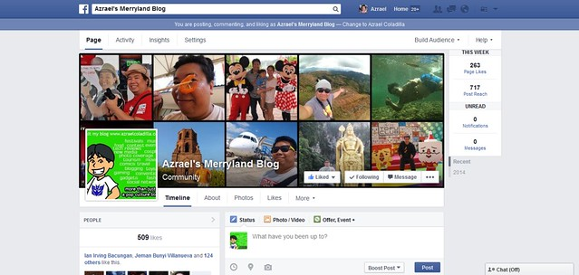 fb page az