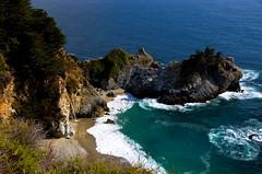 Pfeiffer State Park, Big Sur Coast California