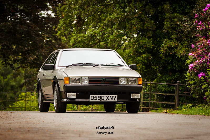 Michael's Scirocco - Unphased Elite June