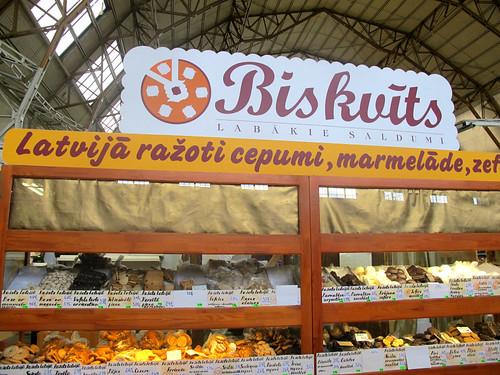 Riga-Markthalle-Kekse