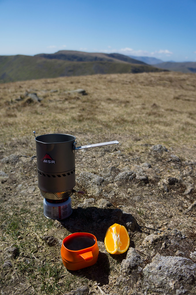 Coffee on The Knott