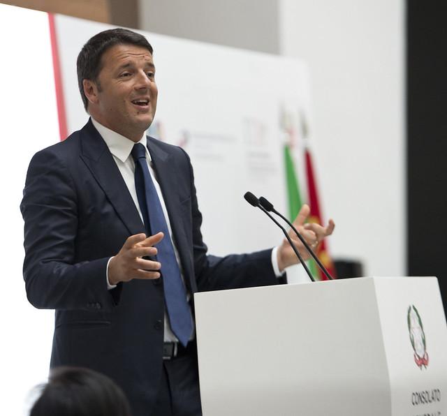 Tre ore di confronto tra Renzi e Berlusconi