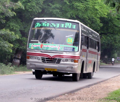 TN41 M 5667 of Thangaraja