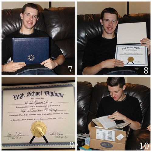 Caleb Graduation 2