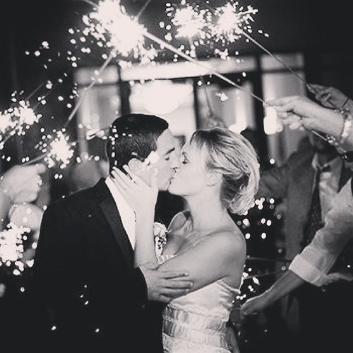#Sparklers #Wedding #EpicFireworks