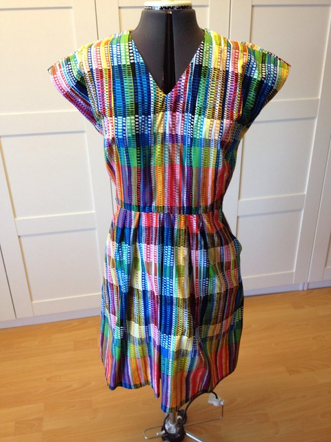 Cinco de Mayo Simplicity 5238 dress