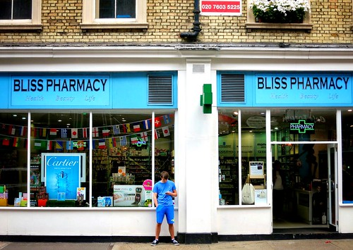 Bliss Pharmacy, London