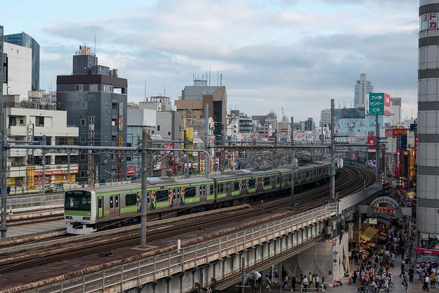 Ueno Southward