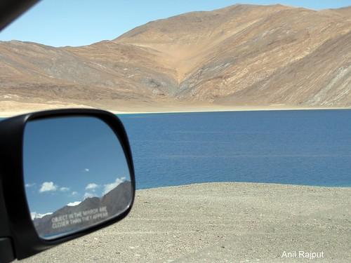 Pangong Lake , Ladakh