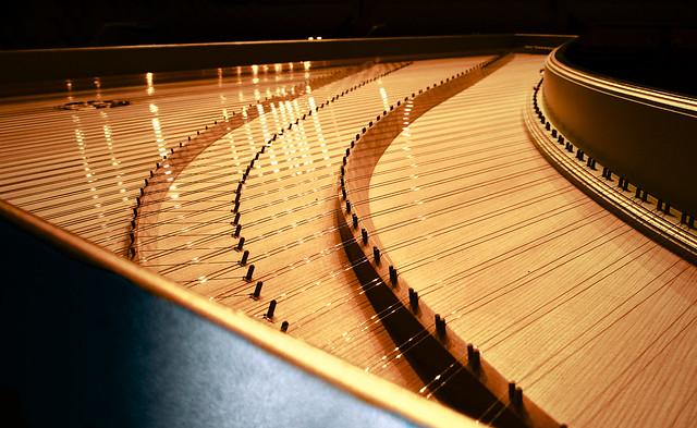 チェンバロ Harpsichord